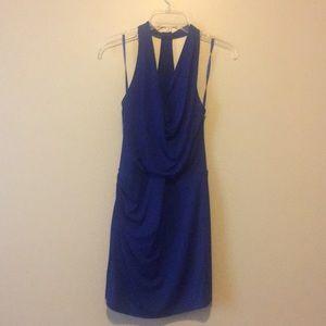 BCBG Skye Halter Dress size xs